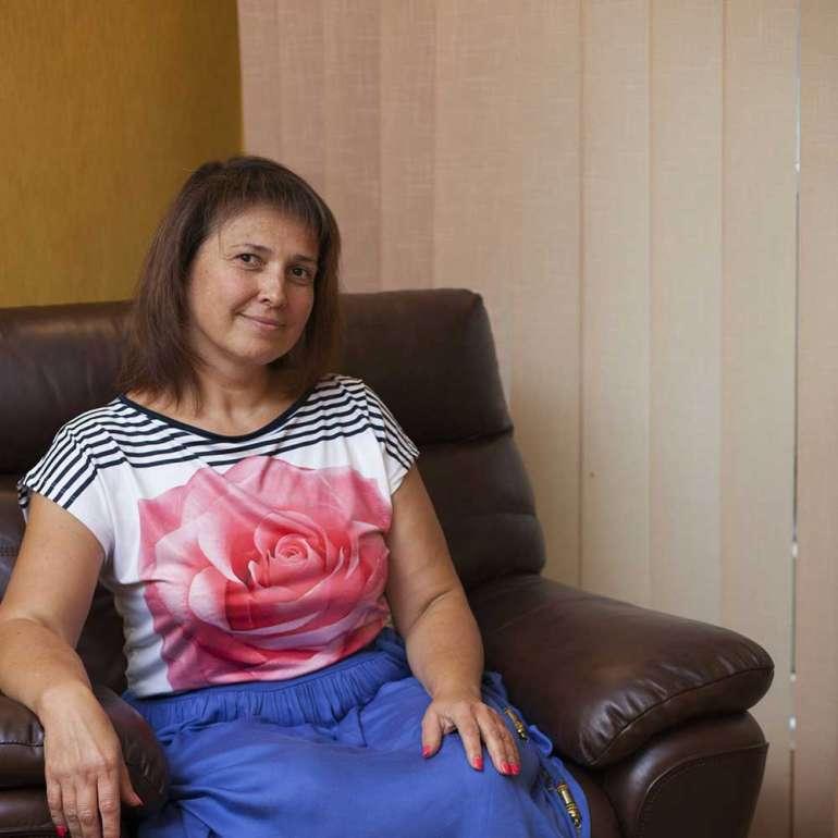 Неля Хоменко